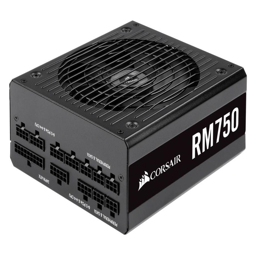 Corsair RM Series RM750 750W 80Plus Gold Fully Modular Power Supply CP-9020195-NA