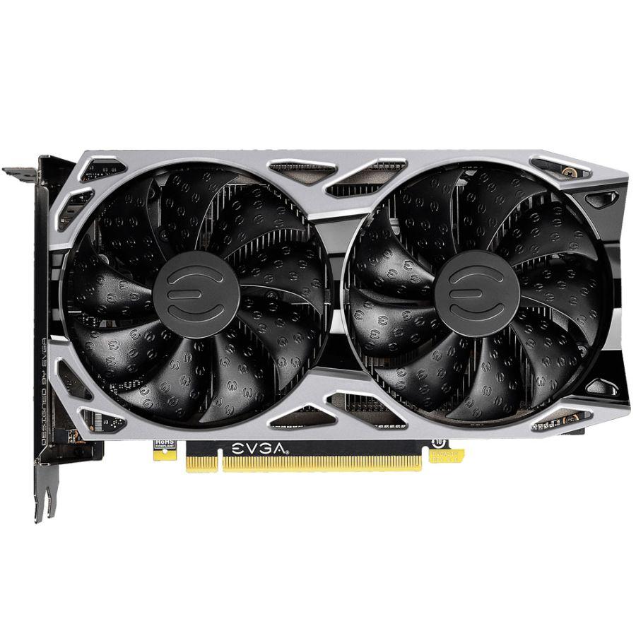EVGA GeForce GTX 1660 6GB GDDR6 SUPER SC ULTRA GAMING Video Card 06G-P4-1068-KR