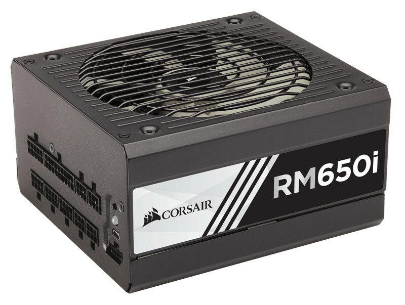 Corsair RMi Series RM650i 650W 80Plus Gold Fully Modular Power Supply CP-9020081-NA