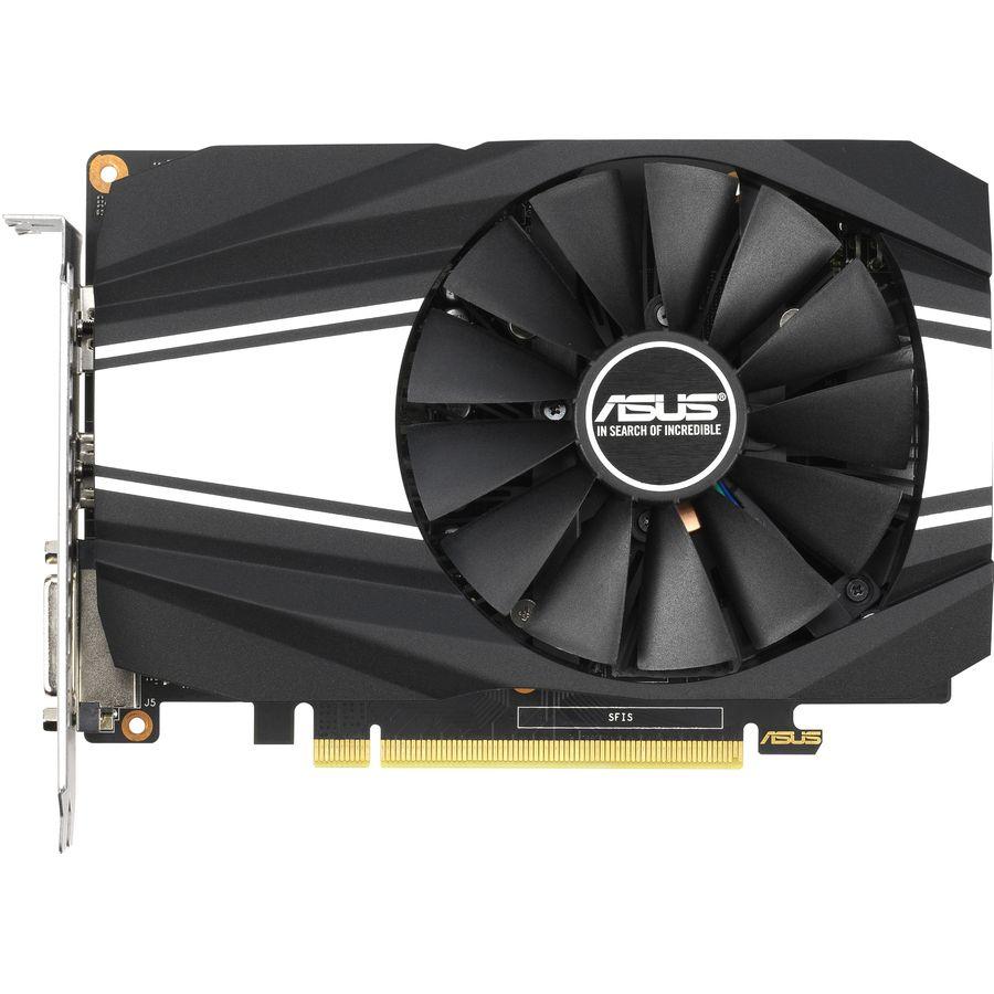 Asus Phoenix GeForce GTX1660 OC 6GB GDDR5 Video Card PH-GTX1660-O6G