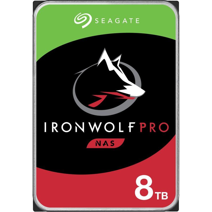"Seagate IronWolf Pro 8TB 3.5"" SATA 6.0Gb/s HDD ST8000NE001"
