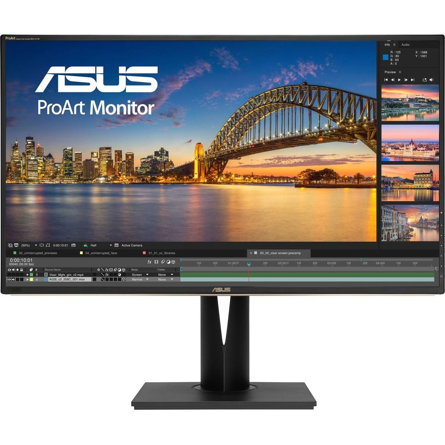"""Asus ProArt PA329C 32"""" 4K HDR Professional IPS LCD Monitor"""