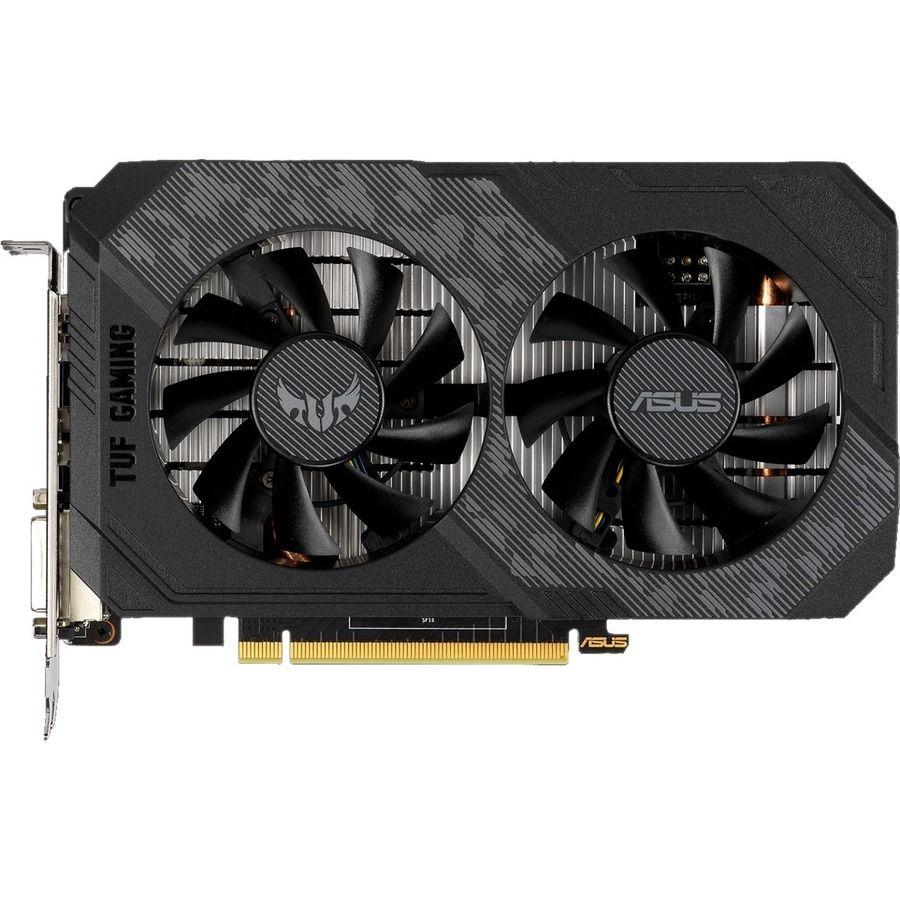 Asus TUF GeForce GTX 1650 OC 4GB GDDR6 Video Card TUF-GTX1650-O4GD6-GAMING