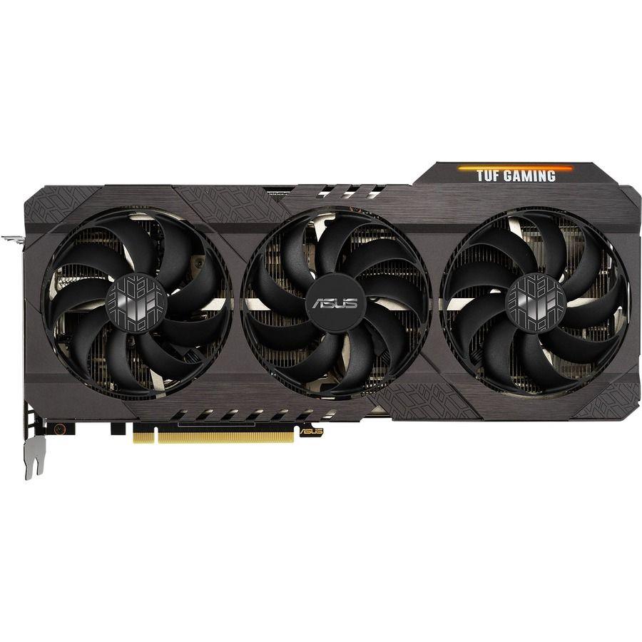 Asus TUF GeForce RTX 3070 OC 8GB GDDR6 Video Card TUF-RTX3070-O8G-GAMING