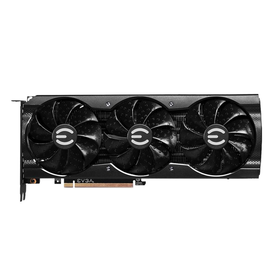 EVGA GeForce RTX 3080 XC3 10GB GDDR6X BLACK GAMING Video Card 10G-P5-3881-KR