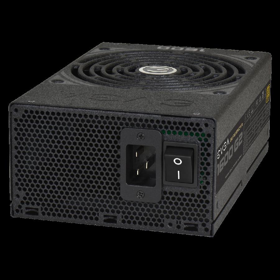 EVGA SuperNOVA 1600 G2 1600W 80Plus Gold Fully Modular Power Supply 120-G2-1600-X1