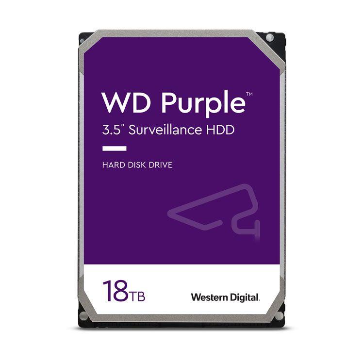 """Western Digital Purple 18TB 3.5"""" HDD WD180PURZ"""