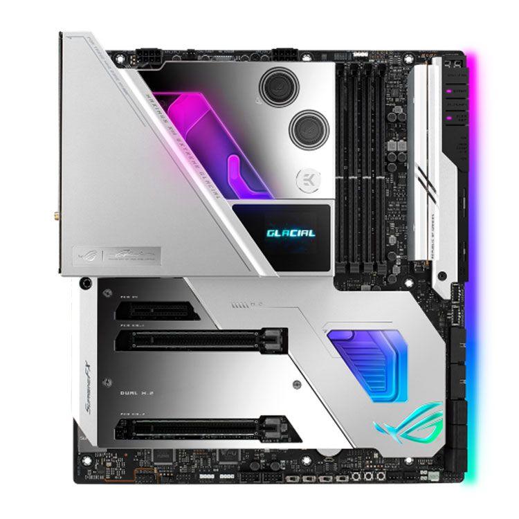 Asus MAXIMUS XIII EXTREME GLACIAL LGA1200 DDR4 Motherboard EATX
