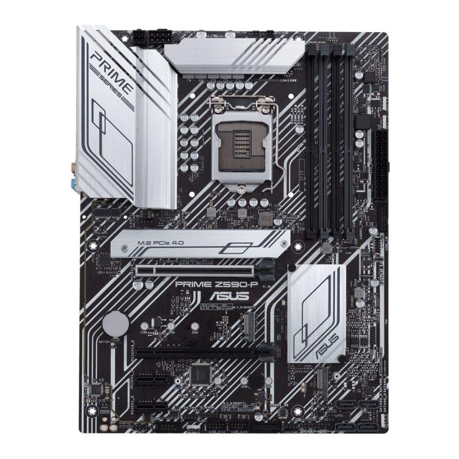 Asus PRIME Z590-P LGA1200 DDR4 Motherboard ATX