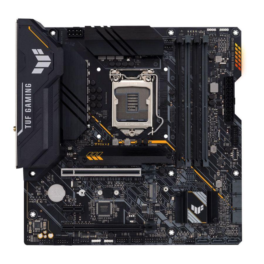 Asus TUF GAMING B560M-PLUS WIFI LGA1200 DDR4 Motherboard MATX