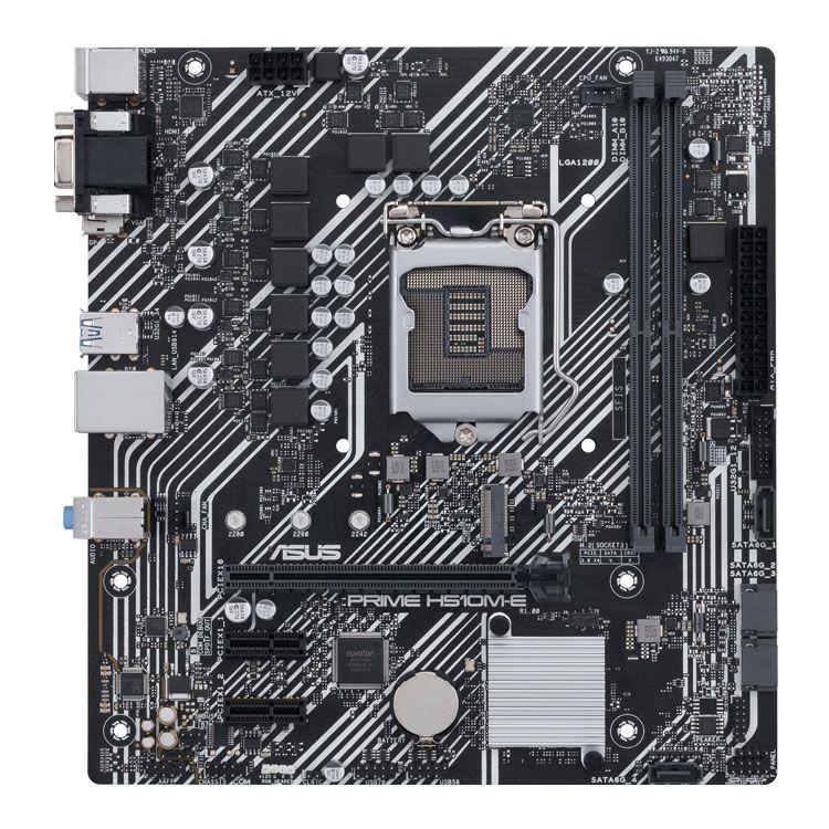 Asus PRIME H510M-E LGA1200 DDR4 Motherboard MATX