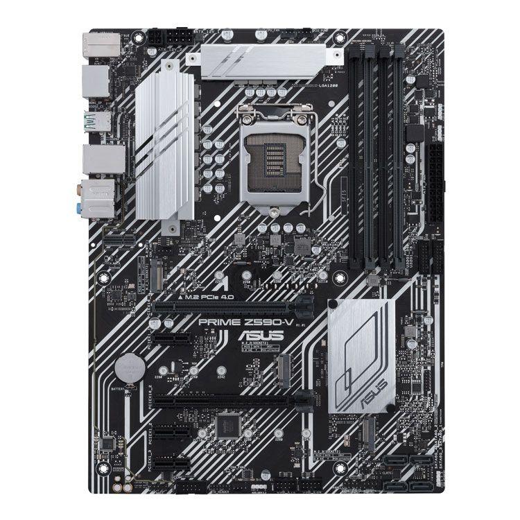 Asus PRIME Z590-V LGA1200 DDR4 Motherboard ATX