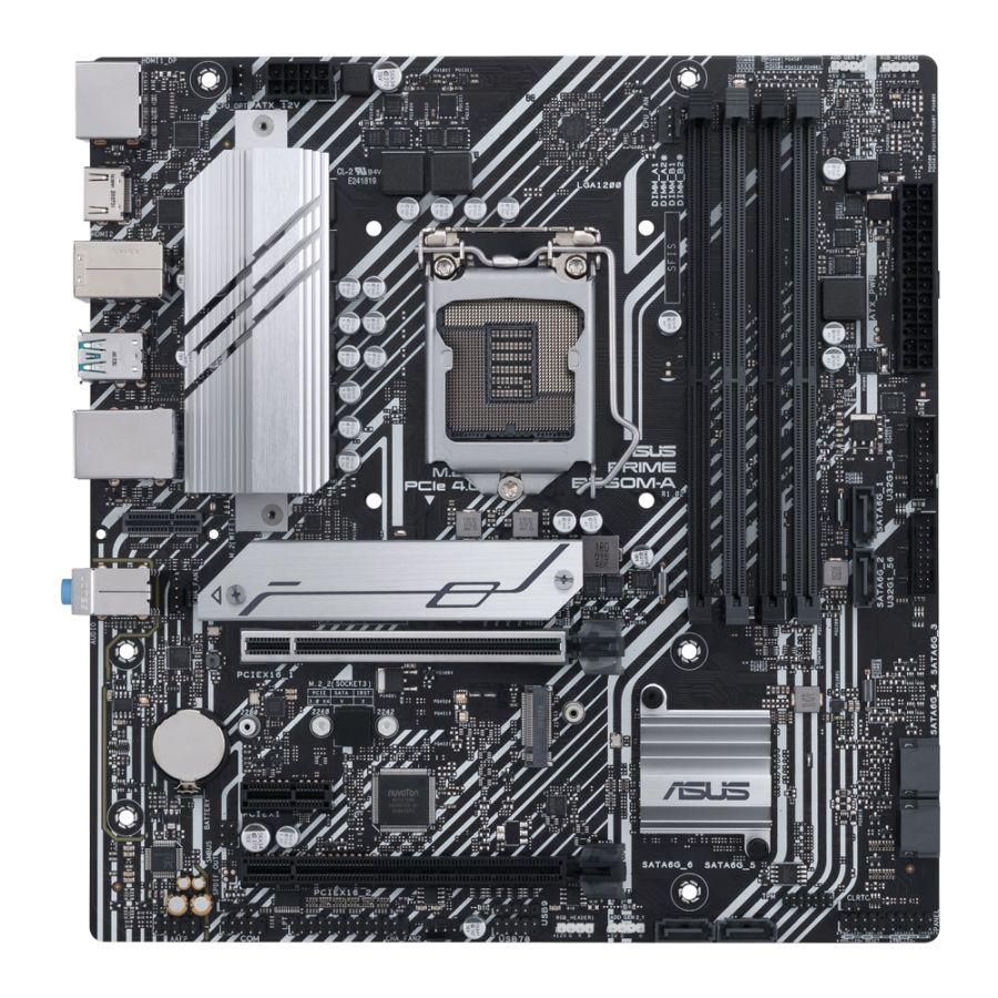 Asus PRIME B560M-A LGA1200 DDR4 Motherboard MATX