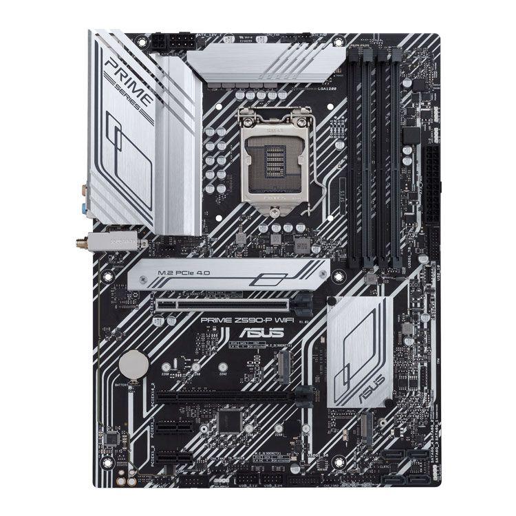 Asus PRIME Z590-P WIFI LGA1200 DDR4 Motherboard ATX