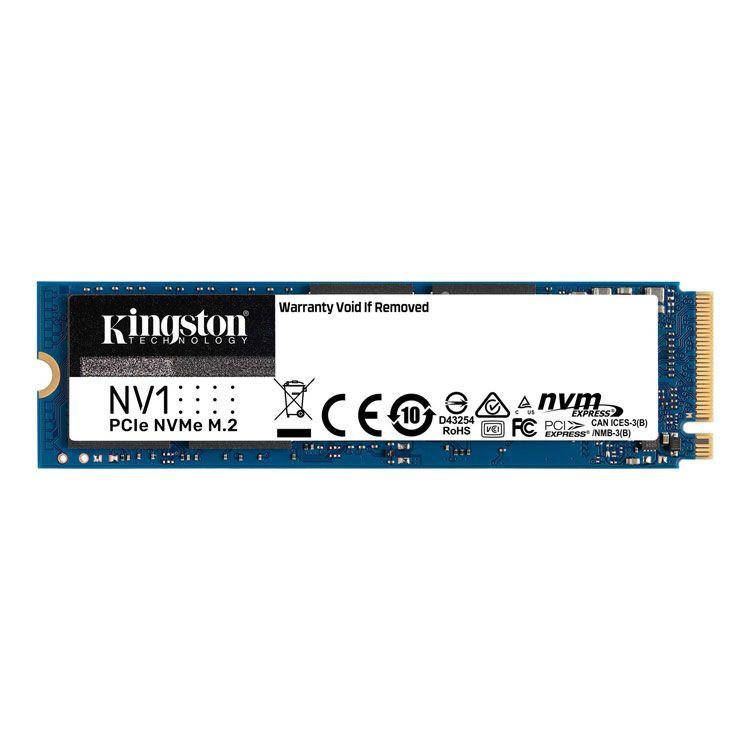 Kingston NV1 1TB NVME M.2 2280 SSD SNVS/1000G