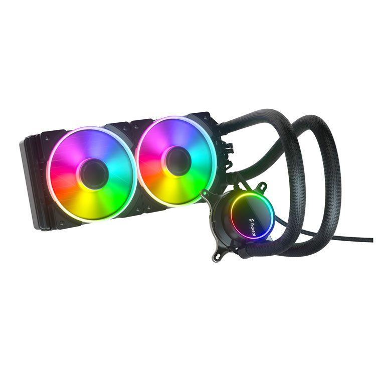 Fractal Design Celsius+ S24 Prisma Intel/AMD CPU Cooler FD-W-2-S2402