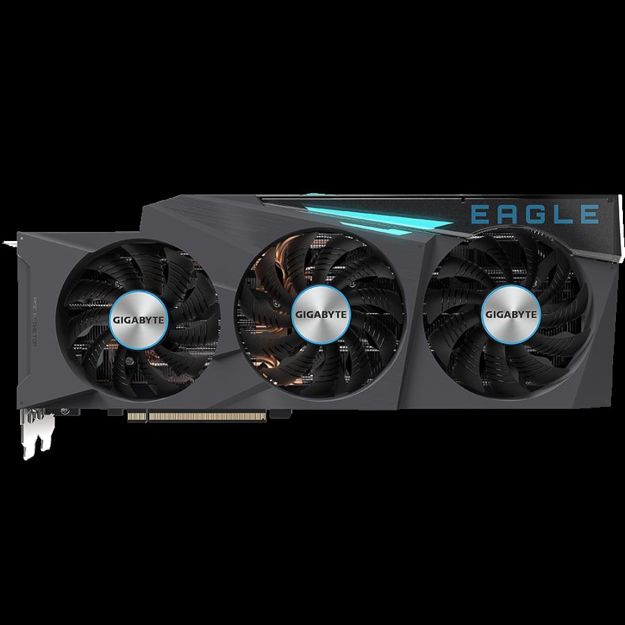 Gigabyte GeForce RTX™ 3080 EAGLE OC 10GB GDDR6X Video Card GV-N3080EAGLE-10GD