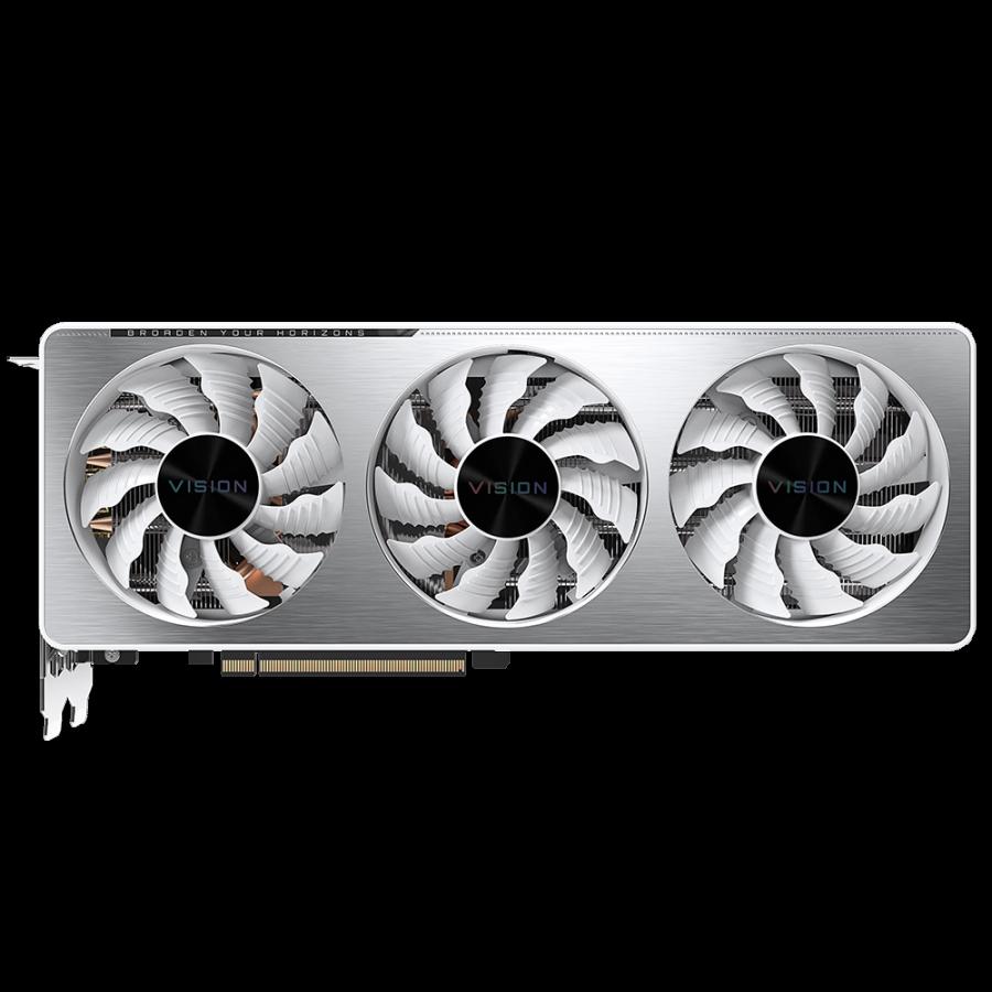 Gigabyte GeForce RTX 3070 VISION OC 8GB GDDR6 Video Card GV-N3070VISION OC-8GD