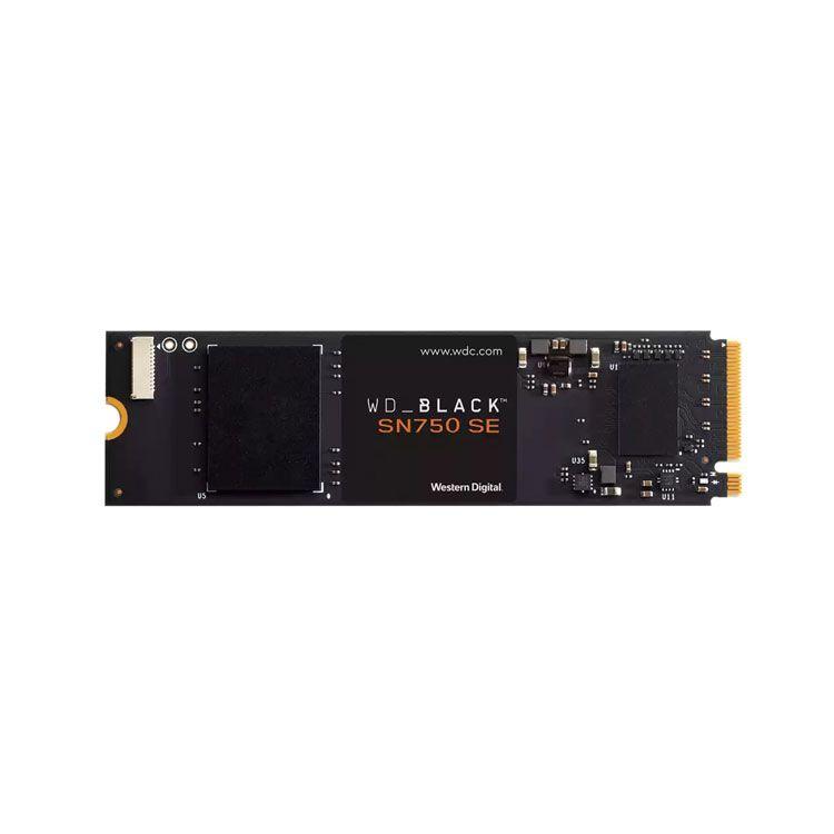 Western Digital SN750 SE 500GB M.2 2280 SSD WDS500G1B0E