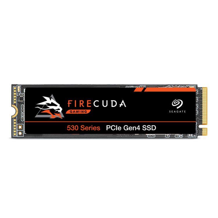 Seagate FireCuda 530 500GB M.2 2280 NVME SSD ZP500GM3A013