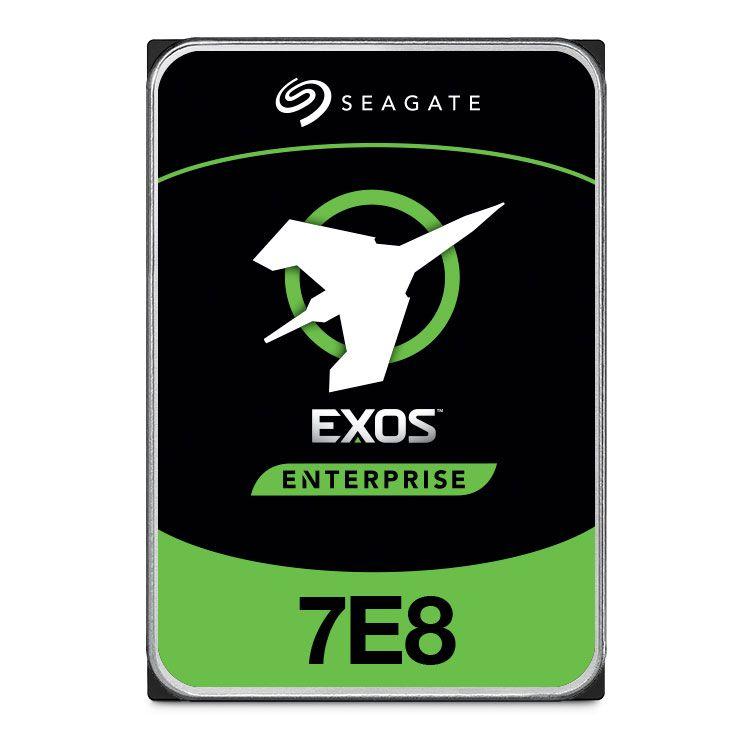 """Seagate Exos 7E8 8TB 3.5"""" SATA 6.0Gb/s HDD ST8000NM004A"""