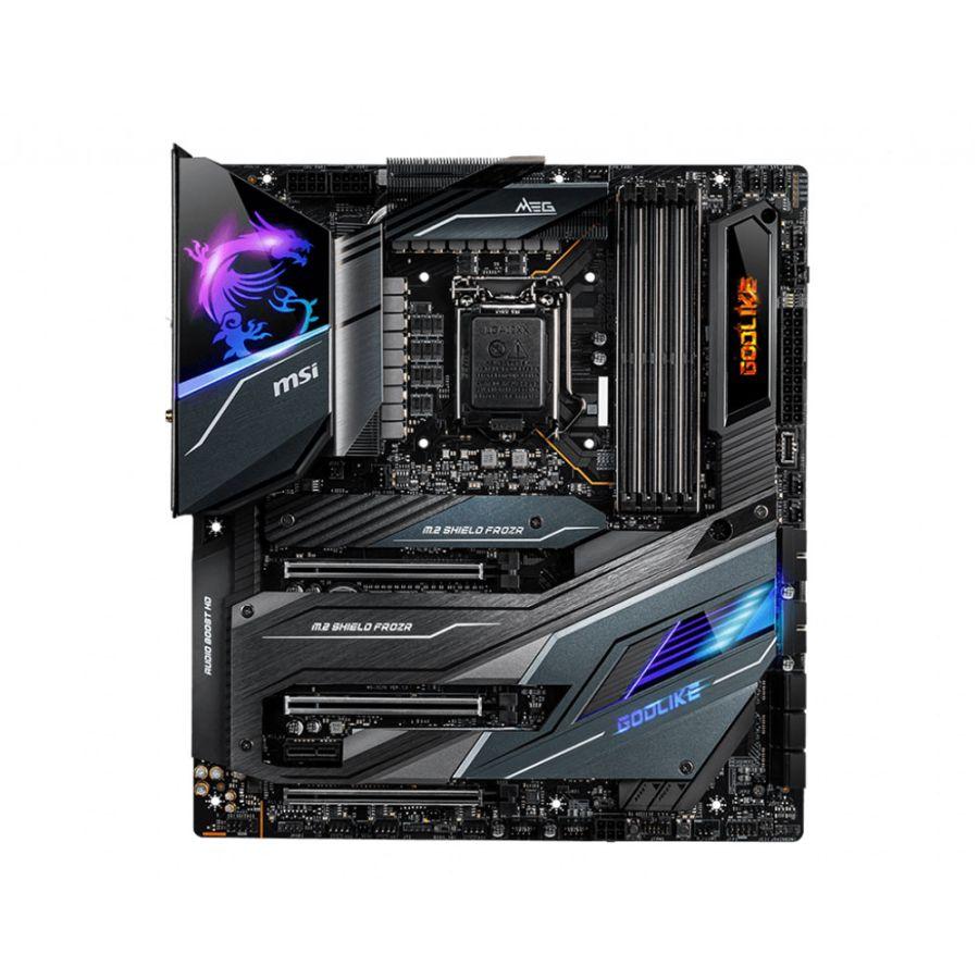 MSI MEG Z490 GODLIKE LGA1200 DDR4 Motherboard EATX