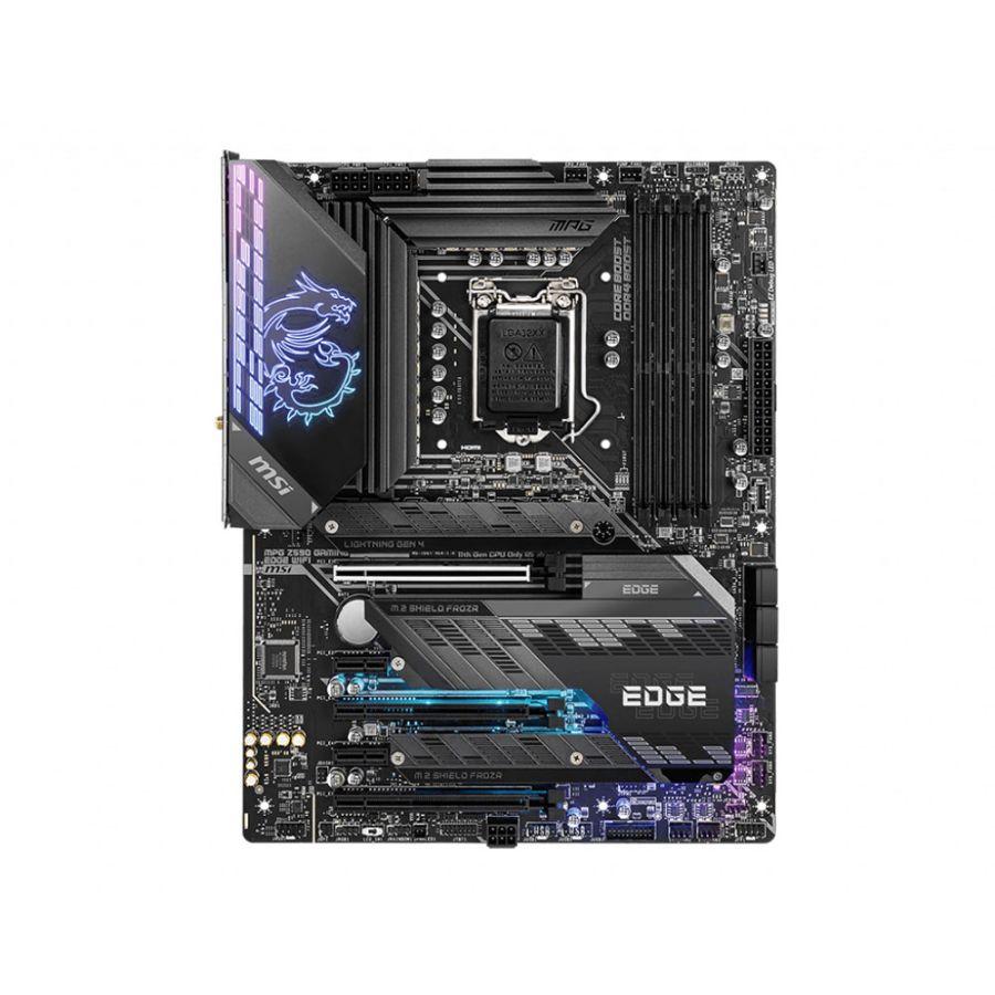 MSI MPG Z590 GAMING EDGE WIFI LGA1200 DDR4 Motherboard ATX