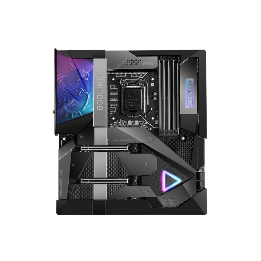 MSI MEG Z590 GODLIKE LGA1200 DDR4 Motherboard EATX