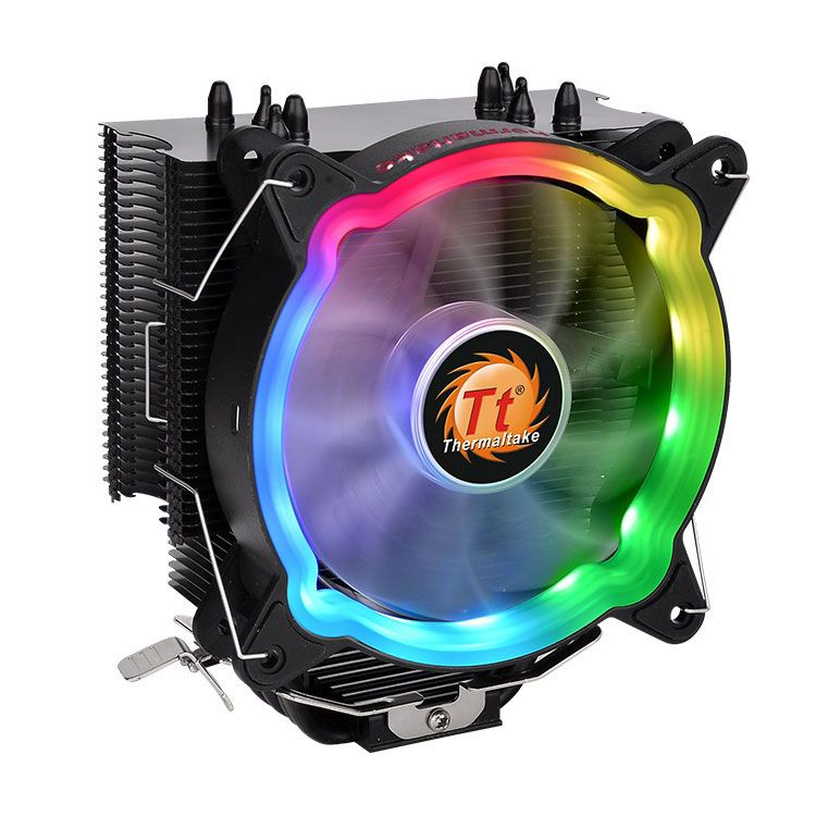 Thermaltake UX200 ARGB Lighting Intel/AMD CPU Cooler CL-P065-AL12SW-A