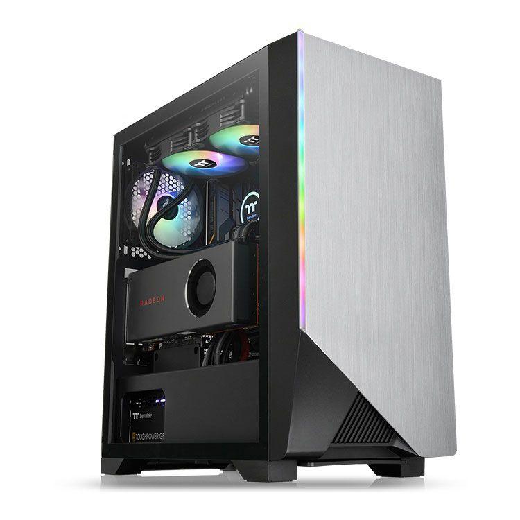 Thermaltake H550 TG ARGB Mid Tower Case CA-1P4-00M1WN-00