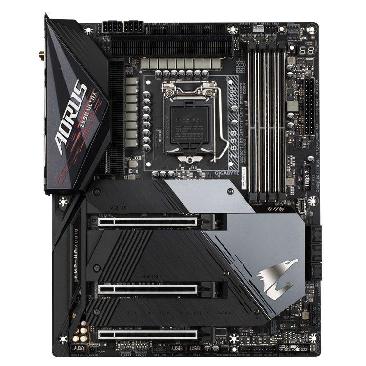 Gigabyte Z590 AORUS ULTRA LGA1200 DDR4 Motherboard ATX