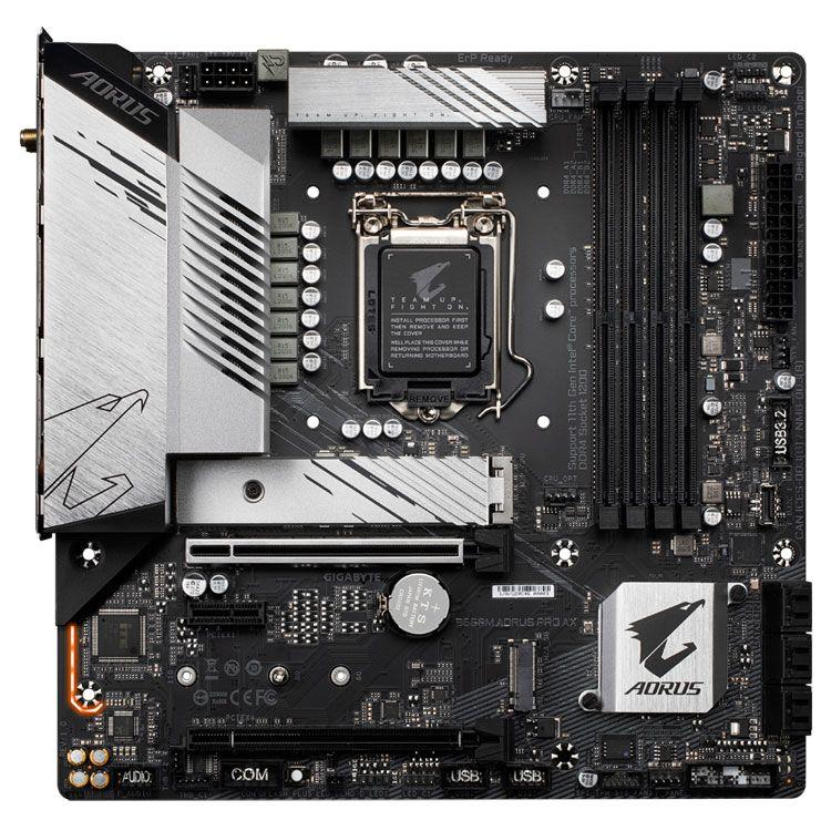 Gigabyte B560M AORUS PRO AX LGA1200 DDR4 Motherboard MATX