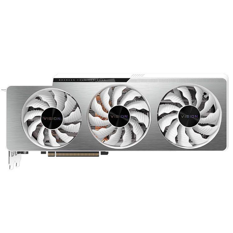 Gigabyte GeForce RTX 3080 Ti VISION OC 12GB GDDR6X Video Card GV-N308TVISION OC-12GD