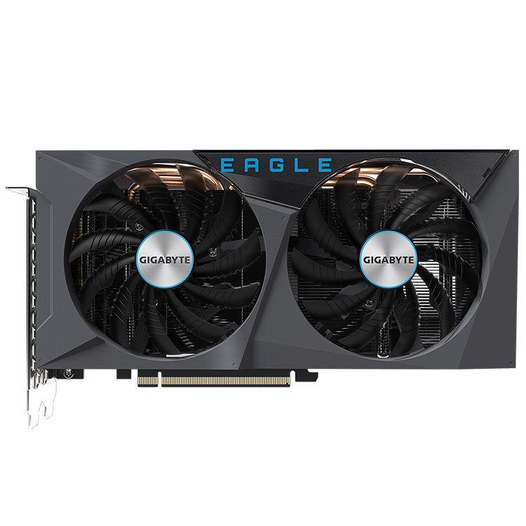 Gigabyte GeForce RTX 3060 EAGLE OC 12GB GDDR6 with LHR Video Card GV-N3060EAGLE OC-12GD R2