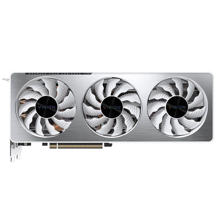 Gigabyte GeForce RTX 3070 VISION OC 8GB GDDR6 with LHR Video Card GV-N3070VISION OC-8GD R2