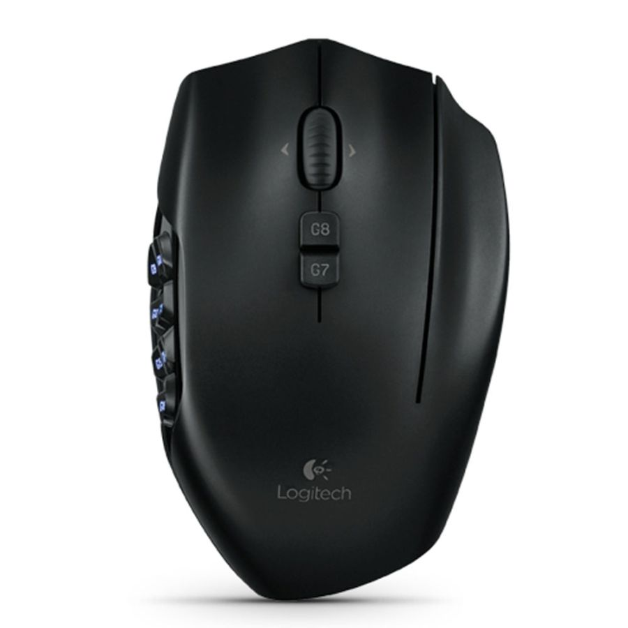 Logitech G600 MMO Gaming Mouse 910-002864