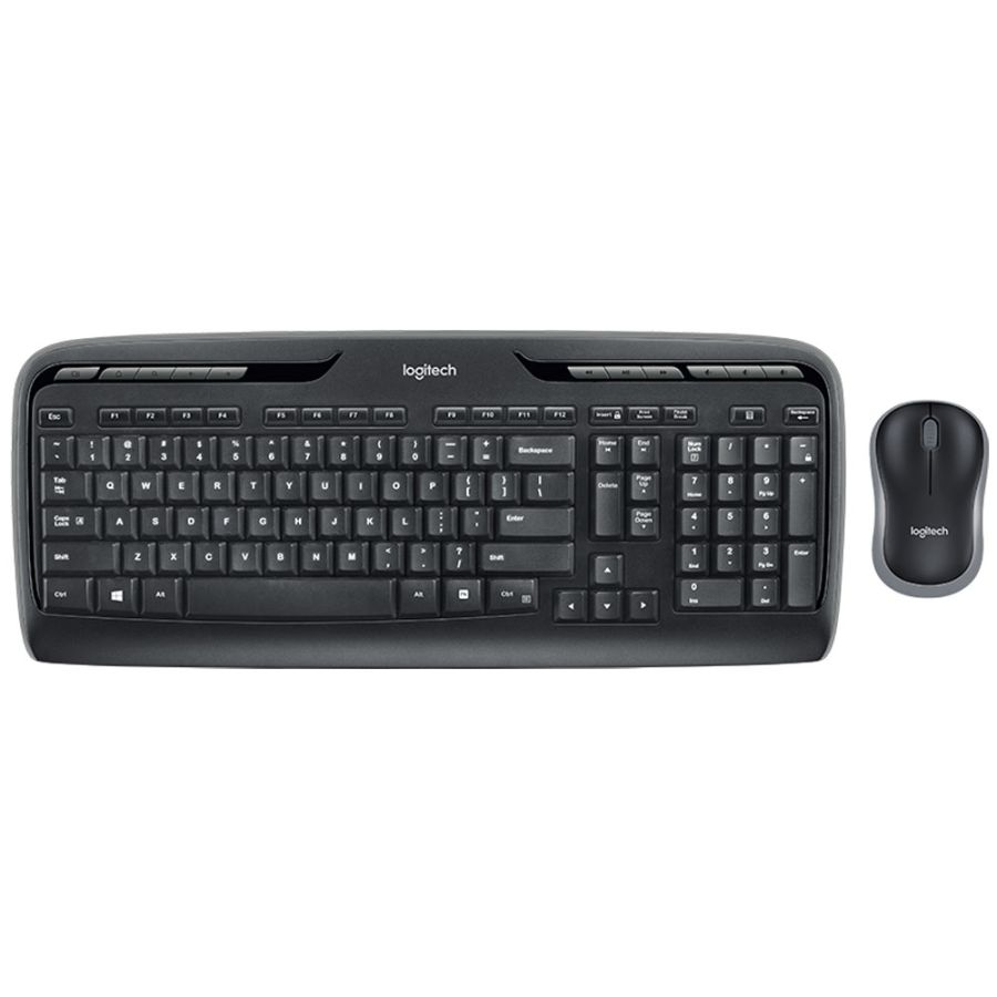 Logitech MK320 Wireless Desktop Keyboard Combo 920-002836