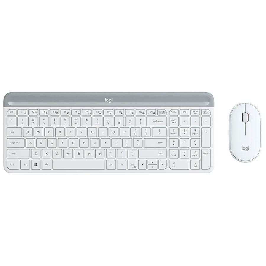 Logitech MK470 Slim Wireless Keyboard & Mouse Combo 920-009443
