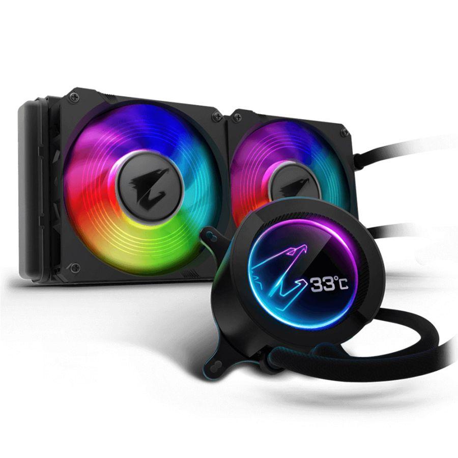 Gigabyte AORUS LIQUID CPU COOLER 240 Intel/AMD Liquid CPU Cooler