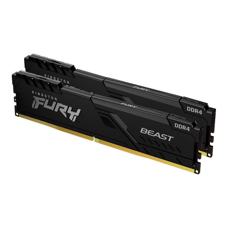 Kinsgton FURY Beast 32GB (2 x 16GB) DDR4 3200MHz Memory KF432C16BB1K2/32