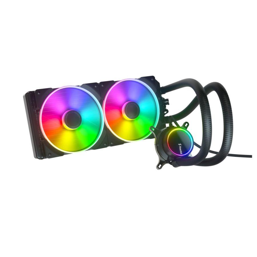 Fractal Design Celsius+ S28 Prisma Intel/AMD CPU Cooler FD-W-2-S2802