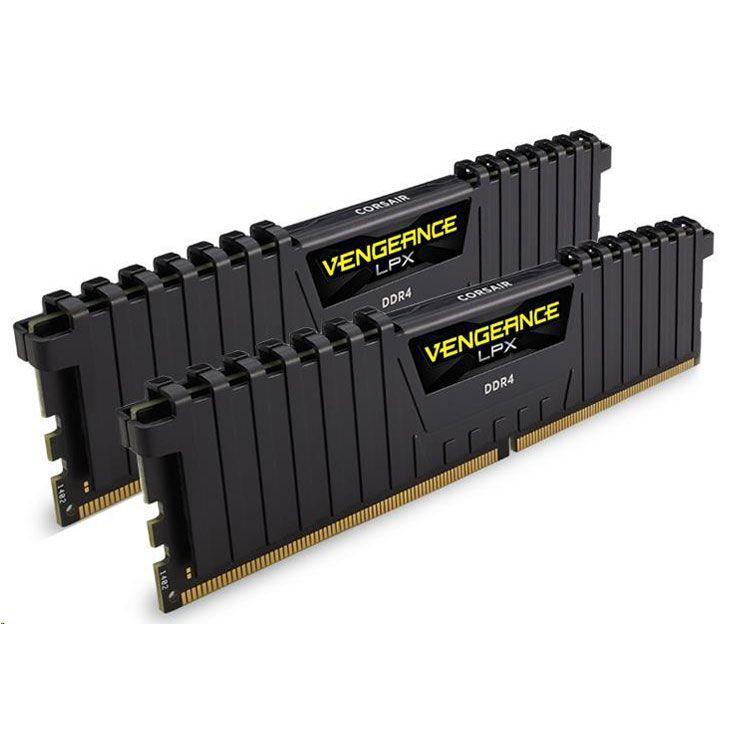Corsair VENGEANCE LPX 16GB (2 x 8GB) DDR4 3000MHz Memory CMK16GX4M2B3000C15