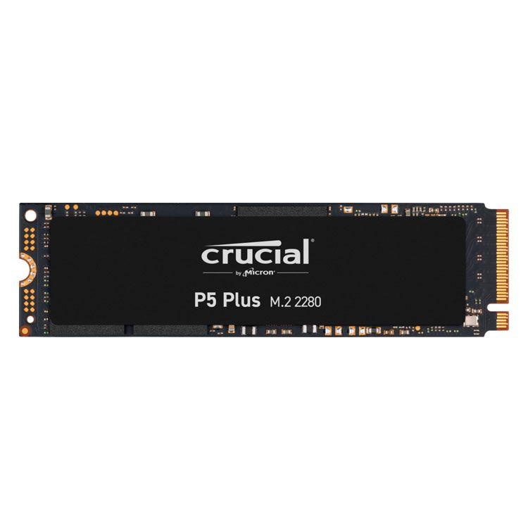 Crucial P5 Plus 2TB M.2 2280 NVME SSD CT2000P5PSSD8