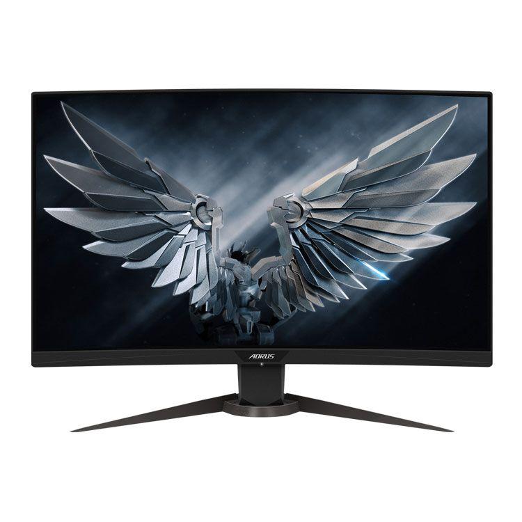 """Gigabyte AORUS CV27F 27"""" VA ELED Frameless Gaming Monitor"""