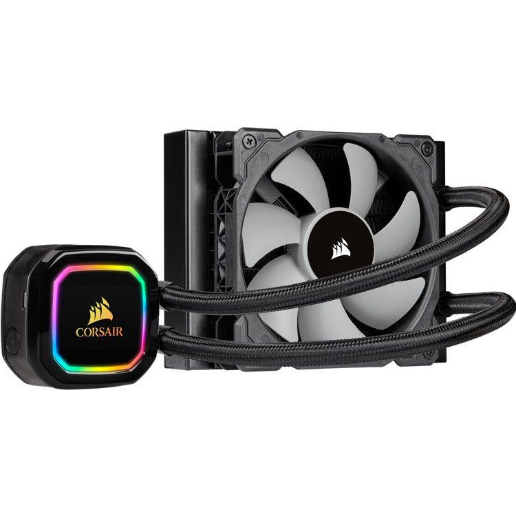 Corsair iCUE H60i RGB PRO XT Liquid CPU Cooler CW-9060049-WW