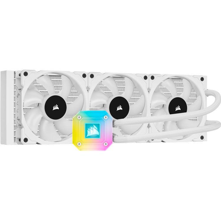 Corsair iCUE H150i ELITE CAPELLIX White Liquid CPU Cooler CW-9060051-WW