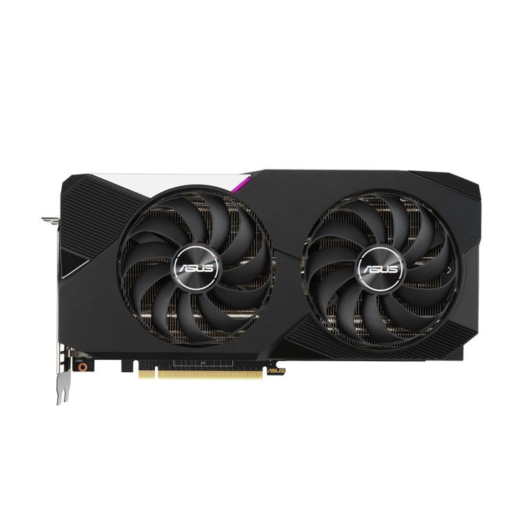 Asus GeForce RTX 3070 OC 8GB GDDR6 with LHR Video Card DUAL-RTX3070-O8G-V2