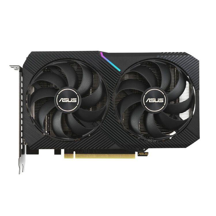 Asus GeForce RTX 3060 12GB GDDR6 Video Card DUAL-RTX3060-O12G-V2