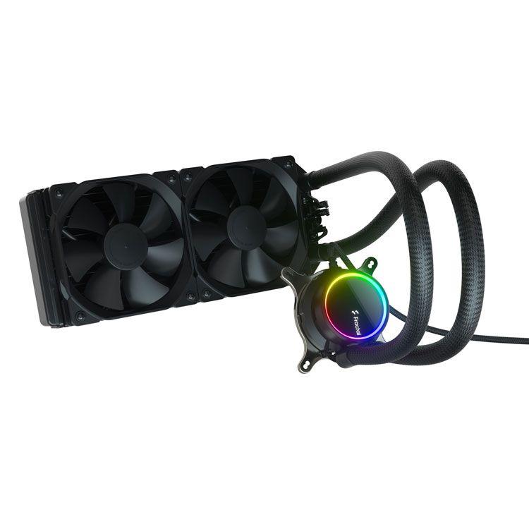 Fractal Design Celsius+ S24 Dynamic Intel/AMD CPU Cooler FD-W-2-S2401