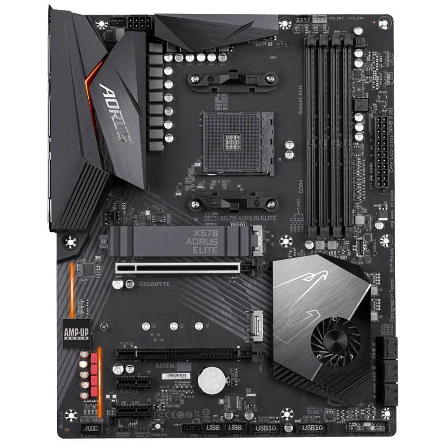 Gigabyte X570 AORUS ELITE AM4 DDR4 Motherboard ATX